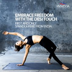 Welcome quality in clothes with #Inviya - India's first and only #spandex fibre! #isupportinviya
