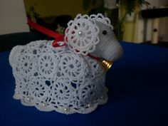 Etsy Christmas, Christmas Angels, Christmas Crafts, Vogue Knitting, Free Knitting, Crochet Chart, Crochet Motif, Baby Knitting Patterns, Crochet Patterns