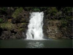 YouTube Waimea Falls,Haleiwa,Oahu.Used To Come To Here All The Time As A Kid.Water Is Actually Pretty Shallow!