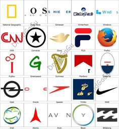 Famous Internet Logos Level 3 Logos Quiz Game Answers For Iphone