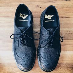 The 3989 Made In England Pebble leather brogue. Shared by mvttrojvs.