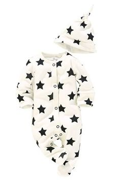 Buy Mummy Sleepsuit And Hat Two Pack (0-18mths) from the Next UK online shop