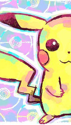 Pikachu…