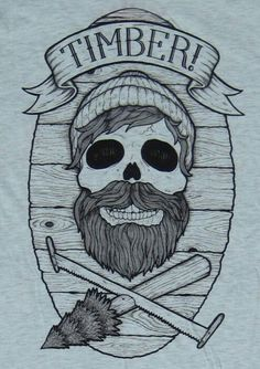 Skull shape and beard Audrey Kawasaki, Graffiti, Desenho Tattoo, Skull And Bones, Skull Art, Illustrations Posters, Graphic Art, Illustration Art, Artsy
