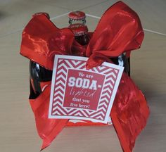 Resident Gift| Were Soda-Lighted That You Live Here FREE printable from EasyWayApartments.com