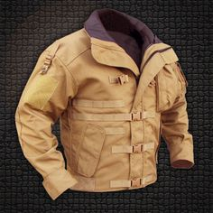 Kitanica Mark I Tactical Jacket Tactical Wear, Tactical Jacket, Tactical Clothing, Tactical Survival, Military Gear, Military Jacket, Military Apparel, Outdoor Outfit, Outdoor Gear