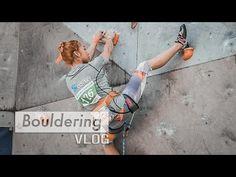 Jain Kim Shows Perfect Climbing Technique - YouTube
