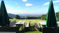 Herrliche Ausblicke von der Sonnenalm in Hauzenberg