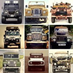 68 Years of Land Rover