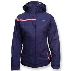 Columbia Women`s Outer West Interchange Jacket by Columbia. $125.00. Get the most performance for your buck with Columbia`s Outer West Interchange Jacket. This three jackets in one is designed with an Omni-Shield advanced water repellent shell for when conditions start to get wet.FEATURES:Omni-Shield advanced repellencyRemovable adjustable storm hoodDraw cord adjustable hemInterior security pocketZippered hand pocketsColumbia Interchange SystemColumbia`s longtime layering sys...