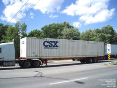 CSX Intermodal Container | Re: CSX Can