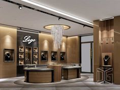 Ksl Global Group is a professional manufacturer of shop design, mall kiosks and display cases. We provides store design, shop fixtures production, quality inspection, etc. Jewellery Showroom, Jewelry Store Interior, Jewellery Shop Design, Jewerly Store, Shop Interiors, Jewelry Store Displays, Display Cabinet Modern