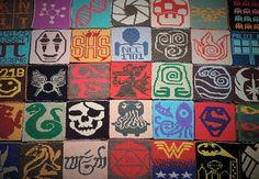 Ravelry: GAL 36: Dragon pattern by Megan-Anne Llama