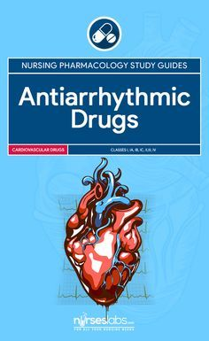 Antiarrhythmic Drugs – Nursing Pharmacology Study Guide