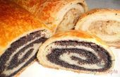 Yeast dough strudel with poppy seed and nut filling | Top-Rezepte.de -  - - #dough #filling #poppy #rezepte #strudel #yeast - #Janice'sYeastedDough