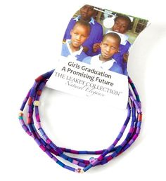 Beads For Girls Graduation Bracelet African Jewelry, How To Make Beads, Graduation Gifts, Handmade, Watch Video, Strands, Girls, Families, Ankle
