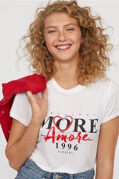 meet 510e4 3660d T-shirt with Motif
