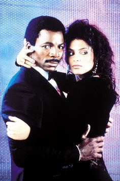 vanity action jackson. Action Jackson (Carl Weathers) And Sydney Ash (Vanity) In The 1988 Action/thriller Film, \ Vanity U