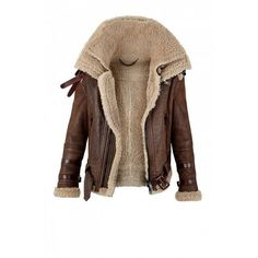 Selectism Burberry Prorsum Shearling Coats for Autumn/Winter 2010...this is just...