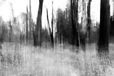 Abstract Photography, Black and White Photo