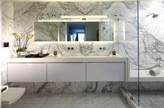 Ingredients of minimalist bathroom design 20 Bathrooms That Showcase Minimalist Design
