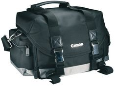 Canon 200DG Digital Camera Gadget Bag -Black #Canon #200DG #Digital #Camera #Gadget #Bag #-Black