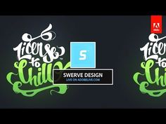 Live Illustration in Photoshop with Swerve Design 2/3 - hosted by Rufus Deuchler - YouTube