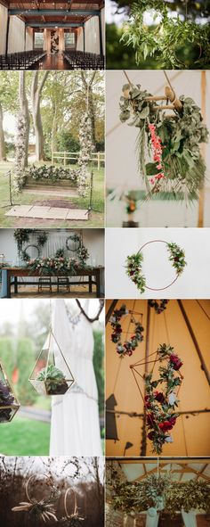 Clouds in Bloom: Suspended Floral Inspiration. Festival Wedding Inspiration and Ideas for your Wedding at The Orchard at Chesfield Rustic Wedding Flowers, Whimsical Wedding, Boho Wedding, Floral Wedding, Wedding Bouquets, Bohemian Weddings, Outdoor Wedding Inspiration, Wedding Ideas, Do It Yourself Inspiration