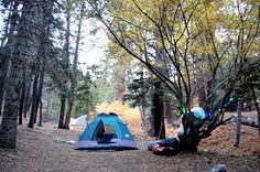 6 Awesome Campsites Within About an Hour of Los Angeles