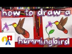 44 Super Ideas for art for kids hub how to draw watches Art For Kids Hub, Food Art For Kids, Art Hub, Art Lessons For Kids, Smoke Painting, Animal Art Projects, Directed Drawing, Hummingbird Art, Drawing For Kids