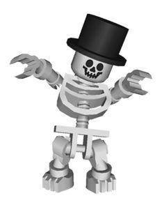 Bone Daddy Lego Universe, Summoning, Bones, Daddy, Fathers, Dice, Legs