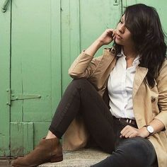 #AEOSTYLE Ambassador @hero_of_time_17 is ready for Fall in our Sateen X Jegging. #regram