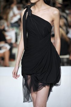 Vera Wang Spring 2010 - Details