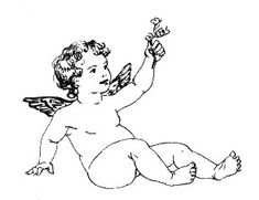 Fantasy Coloring Pages and Sheets for Adults and Kids God Tattoos, 1 Tattoo, Piercing Tattoo, Future Tattoos, Tattoo Drawings, Body Art Tattoos, Small Tattoos, Piercings, Cherub Tattoo