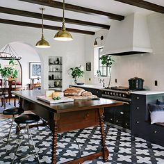 the recipe for a perfect mediterranean kitchen | kitchens