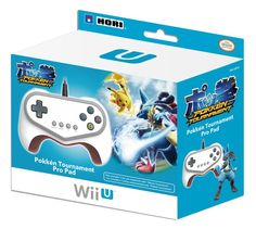 HORI Pokken Tournament Pro Pad Limited Edition Controller - USA - Nintendo Wii U in Video Games & Consoles, Video Game Accessories, Controllers & Attachments Nintendo News, Super Nintendo, Wii U, Gamecube Controller, Game Title, New Video Games, Wii Games, Gaming Accessories, Skylanders