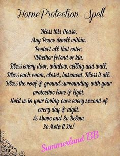 Home protection spells, powerful spells of magic that work for real, free witchcraft powerful spell, witchcraft and white magic spells Wiccan Spell Book, Wiccan Witch, Witch Rituals, White Witch Spells, Spell Books, Witch Spells Real, Healing Spells, Magick Spells, Wiccan Protection Spells