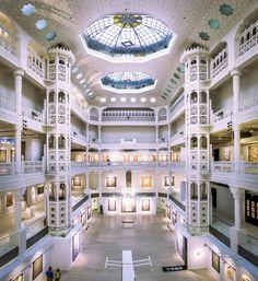Nowdays - Musée d'Art Moderne d'Alger (MaMa), ex. Galeries Algériennes (Algiers, Algeria)