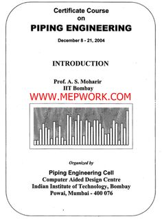 Pin by Jiedti Engineering Design & Training Institute on Best Piping