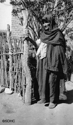 Yaqui Woman Sonora