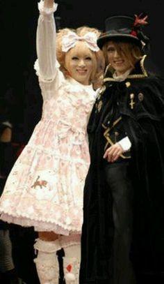 Hizaki. Kamijo. Versailles.