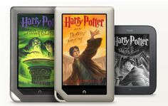 The Harry Potter series finally have arrived in digital form and the e-books are available for download on J.K. Rowling's Pottermore store.