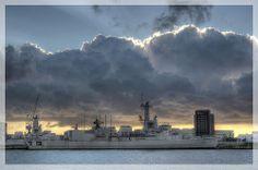 Navy Base Den Helder