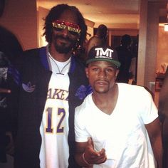 Floyd Mayweather & Snoop Dogg