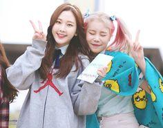 Nayun & JooE MOMOLAND [MMLD]
