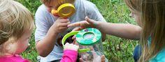 Buiten spelen is een feestje met al dit leuke speelgoed om de  natuur te ontdekken. Gekopbeestjes.nl