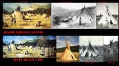 Gli Jicarilla Llaneros, i Mescalero più orientali e i Lipan vivevano cacciando il bisonte nelle praterie del Texas occidentale, facevano da ponte tra la cultura delle Praterie e quella degli Apache del sudovest, usavano come abitazione il teepee.