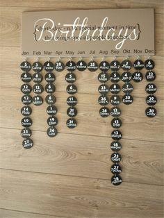 birthday birthday board Family Birthday DIY Boards for Birthday Calendar Board, Family Birthday Board, Birthday Diy, Diy Birthday Reminder Board, Classroom Birthday Board, Perpetual Birthday Calendar, Birthday Signs, Diy Calender, Wooden Calendar