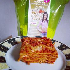 Éhezésmentes karcsúság Szafival - Paleo lasagne
