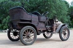 Car Detail for: 1908 Reo Model G Boattail Roadster and Sedan Convertible